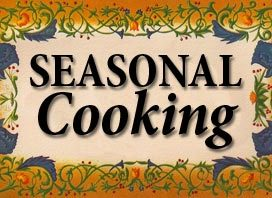 Seasonal Cooking for April