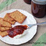 Spicy Rhubarb Chutney - An Oregon Cottage