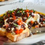 Goat cheese appetizer pin image