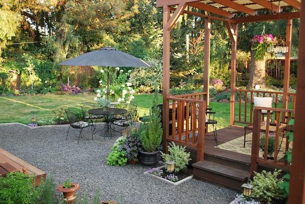 Backyard - House Tour An Oregon Cottage