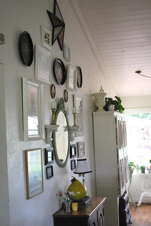 Entryway - House Tour An Oregon Cottage