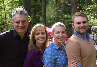 Family photo Easter 2014 - An Oregon Cottage