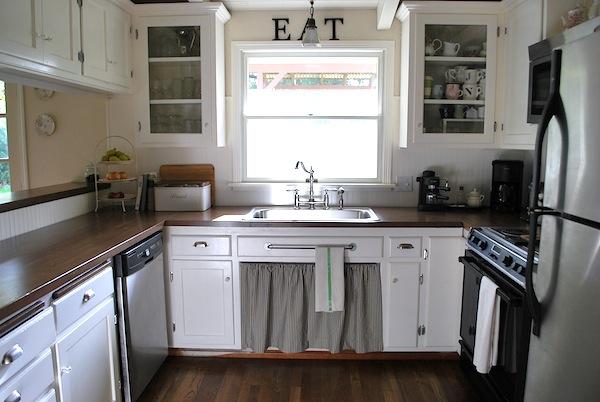 Farmhouse Kitchen - House Tour An Oregon Cottage