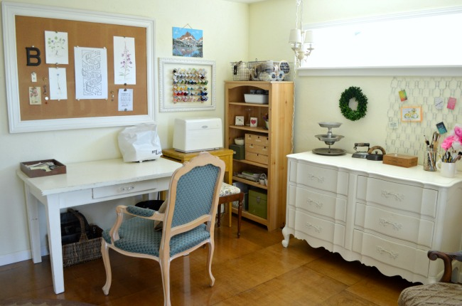 June 2016 Office-Craft Room