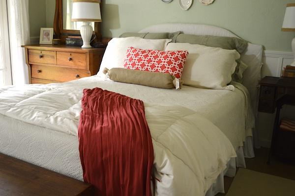 Master Bedroom - House Tour An Oregon Cottage