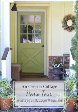 Welcome to An Oregon Cottage Home Tour 2016