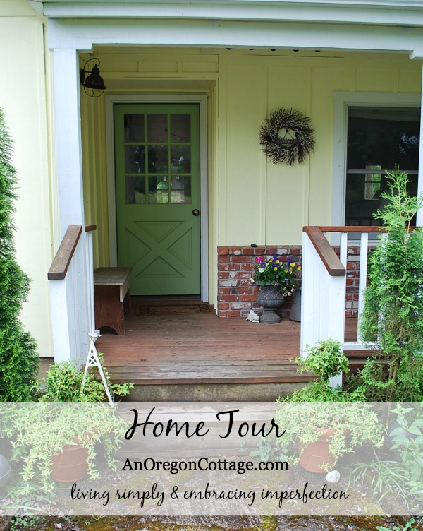 Welcome to An Oregon Cottage - Home Tour