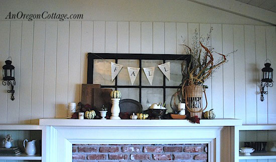 Fall-Mantel-lanterns