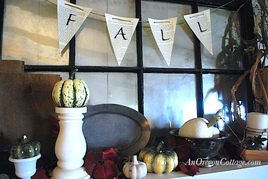 2012 Fall-Mantel