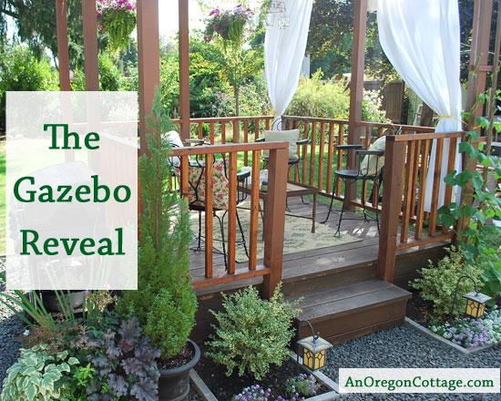 Gazebo Reveal