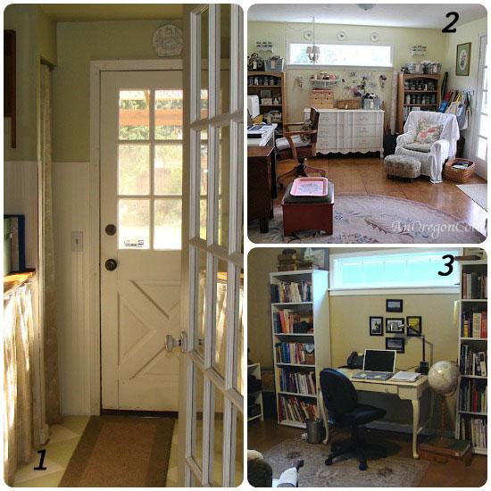 Three-rooms