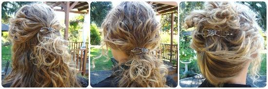 flexiclip-curly hair