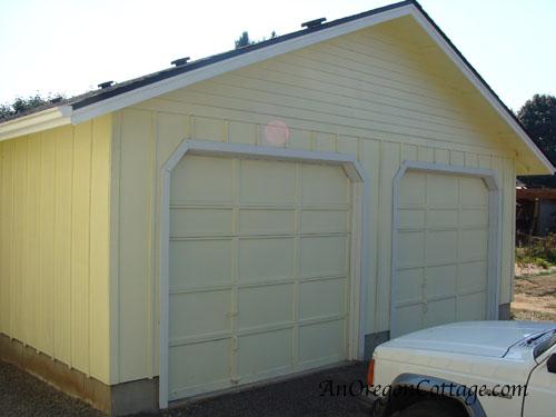 new garage-2012