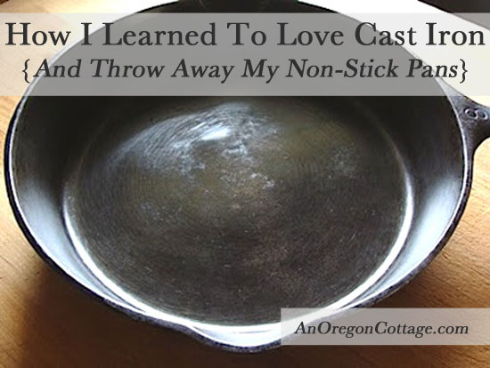 Loving Cast Iron