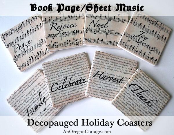 decoupaged-holiday-coasters