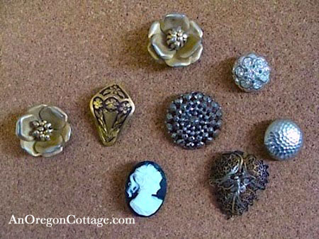 jewelry-push-pins