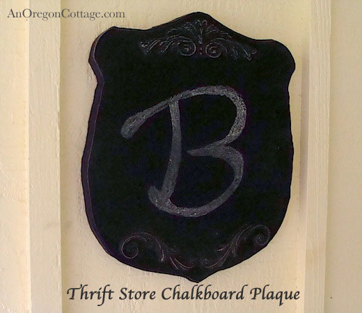 thrift-store-chalkboard-plaque