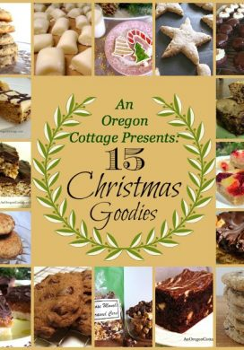 Christmas Goodies Collage
