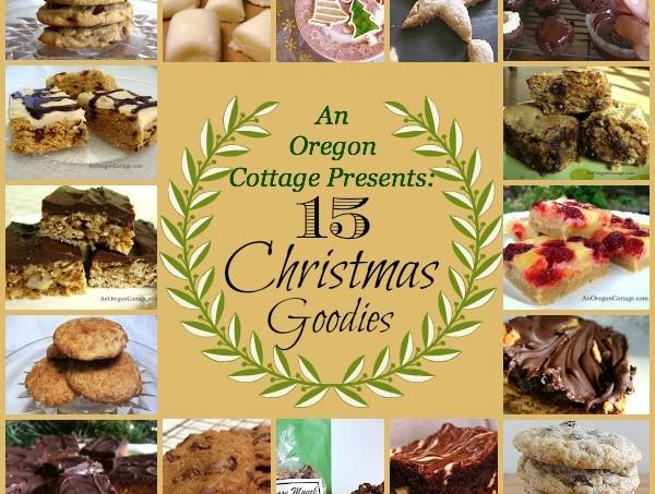 Christmas Goodies Collage