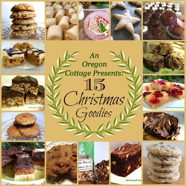 15+3 Awesome Christmas Cookies Your Family Will Love- An Oregon Cottage