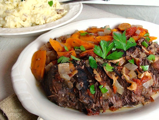 Italian Slow Cooker Roast