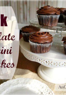 Dark-Chocolate-Zucchini-Cupcakes