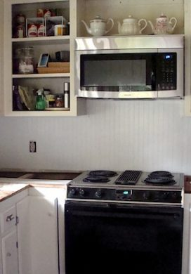 November Kitchen Remodel Update