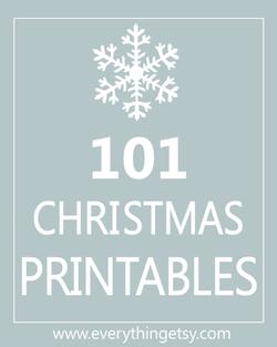 101_Christmas_Printables