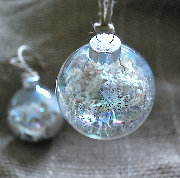 Book-Page-Snowflake-Punch-Ornament