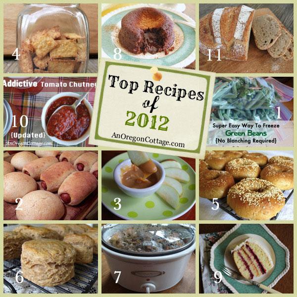 Top-11-Recipes-of-2012