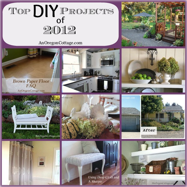 Top 2012 DIY Projects