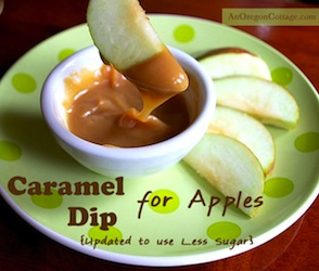 caramel-apple-dip-slide