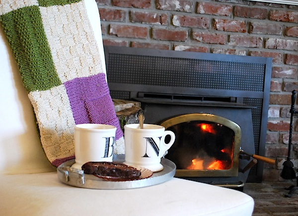 Coffee Cups and Fire