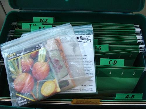 seed file box