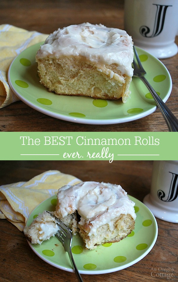 You will be spoiled forever for any other cinnamon roll after trying this amazing recipe - I promise. My entire family begs for these at any holiday or gathering!
