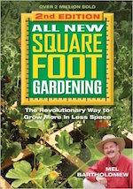 Square Foot Gardening Book