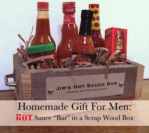 hot sauce bar gift