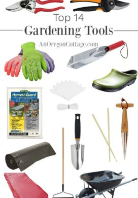 top gardening tools