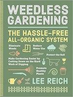 Weedless Gardening book
