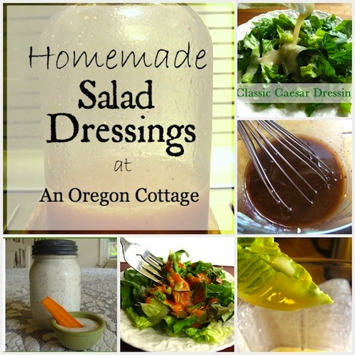 AOC Salad Dressings