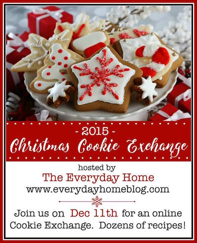 Everyday Home 2015 Cookie Exchange