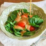 Rhubarb Chutney Salad Dressing