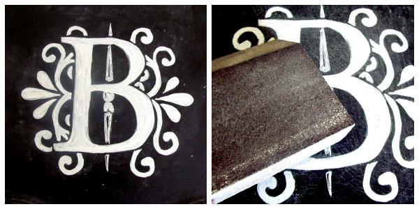 sanding-chalk-monogram
