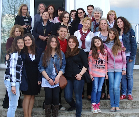 Kosovo crafting group