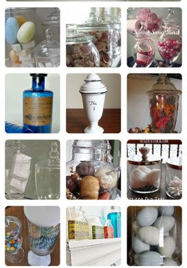 Fabulous Apothecary Jar Ideas