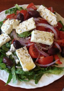 Tips for Making an Authentic Greek Salad