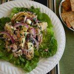 Greek Tuna Salad