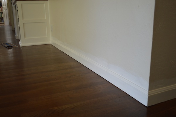 - Wood Floor, Painting & My Best Painting Tip