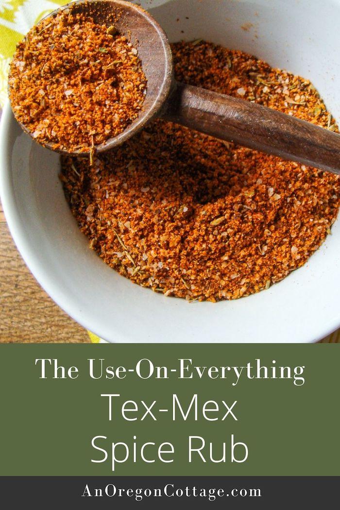 best Tex-Mex spice rub