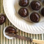 Healthier Chocolate Crispy Peanut Butter Balls - An Oregon Cottage